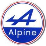 Logo de la Marque Alpine